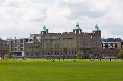 Het stuk Cambridge, Engeland, het UK van Parker Stock Foto