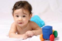 Het stuk speelgoed van de baby royalty-vrije stock foto