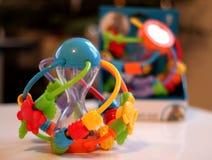 Het stuk speelgoed van de baby Royalty-vrije Stock Fotografie