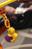 Het Stuk speelgoed van de Baby van de slaap Stock Foto's
