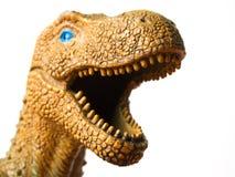 Het stuk speelgoed van de dinosaurus Royalty-vrije Stock Foto