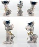 Het stuk speelgoed van de ezel Royalty-vrije Stock Afbeelding