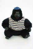 Het stuk speelgoed van de gorilla royalty-vrije stock fotografie
