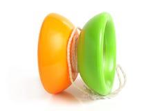 Het stuk speelgoed van de jojo Stock Afbeeldingen