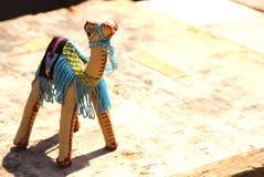 Het Stuk speelgoed van de kameel Stock Afbeeldingen