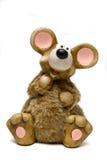 Het stuk speelgoed van de muis Stock Foto's