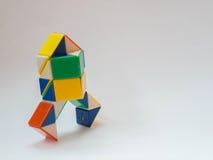 Het stuk speelgoed van de raketdraai Royalty-vrije Stock Foto's
