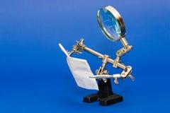 Het Stuk speelgoed van de robot Royalty-vrije Stock Afbeeldingen