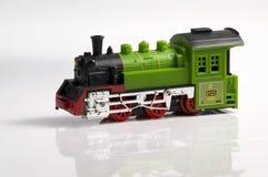 Het Stuk speelgoed van de trein Stock Afbeelding