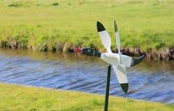 Het stuk speelgoed van de wind Royalty-vrije Stock Afbeelding