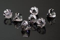 Het stuk speelgoed van diamanten Royalty-vrije Stock Afbeelding