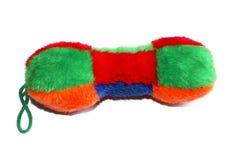 Het Stuk speelgoed van het Gepiep van de hond Royalty-vrije Stock Foto's