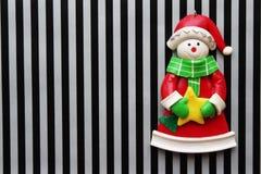 Het stuk speelgoed van het nieuwjaar Stock Fotografie
