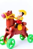 Het stuk speelgoed van het paard Royalty-vrije Stock Fotografie