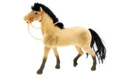 Het stuk speelgoed van het paard Stock Foto's