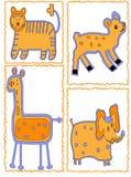 Het stuk speelgoed van jonge geitjes Royalty-vrije Stock Afbeelding
