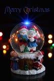 Het stuk speelgoed van Kerstmis Stock Fotografie