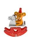 Het stuk speelgoed van Kerstmis Royalty-vrije Stock Foto's