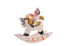 Het stuk speelgoed van Kerstmis Royalty-vrije Stock Fotografie