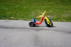 Het stuk speelgoed van kinderjaren Stock Foto's