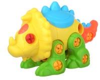 Het stuk speelgoed van robotdino Royalty-vrije Stock Foto's