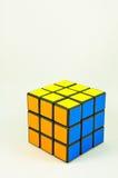 Het stuk speelgoed van Rubik Royalty-vrije Stock Afbeeldingen