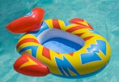 Het stuk speelgoed voor het zwemmen Royalty-vrije Stock Foto's