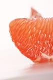 Het stuk van grapefruit Royalty-vrije Stock Foto's