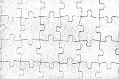 Het stuk van het raadsel stock afbeelding