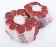 Het stuk van het vlees van vee royalty-vrije stock fotografie