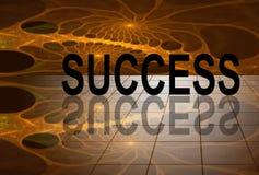 Het succes Stock Afbeelding