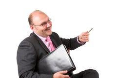 Het succesvolle businessmeeting Royalty-vrije Stock Fotografie