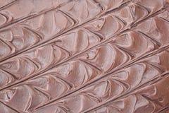 Het Suikerglazuur van de chocolade Royalty-vrije Stock Afbeelding