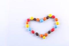 Het suikergoed in dalingenÂ Stock Foto's