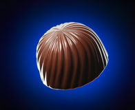 Het suikergoed van de chocolade Stock Foto's