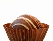 Het suikergoed van de chocolade Royalty-vrije Stock Afbeeldingen