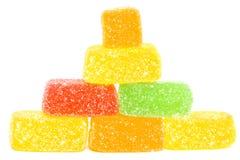 Het suikergoed van de gelei Stock Foto's