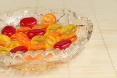 Het suikergoed van de kleur Stock Foto