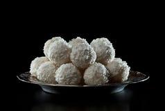 Het suikergoed van de kokosnoot Royalty-vrije Stock Afbeelding
