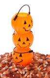 Het suikergoed van de pompoen Stock Afbeelding