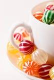 Het suikergoed van de suiker Stock Foto's