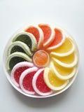 Het suikergoed van de suiker Royalty-vrije Stock Afbeeldingen