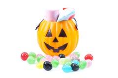 Het suikergoed van Halloween Stock Fotografie