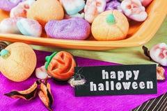Het suikergoed van Halloween Royalty-vrije Stock Afbeelding