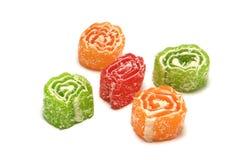 Het suikergoed van het fruit Royalty-vrije Stock Foto's