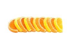 Het suikergoed van het fruit Royalty-vrije Stock Afbeeldingen