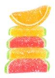 Het suikergoed van het fruit royalty-vrije stock fotografie