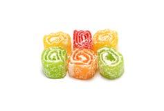 Het suikergoed van het fruit Stock Afbeelding