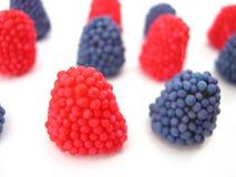 Fruitsuikergoed stock afbeeldingen