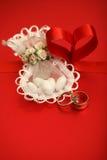 Het suikergoed van het huwelijk Stock Afbeeldingen